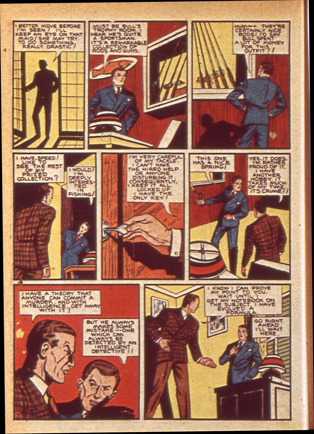 Read online Detective Comics (1937) comic -  Issue #49 - 40