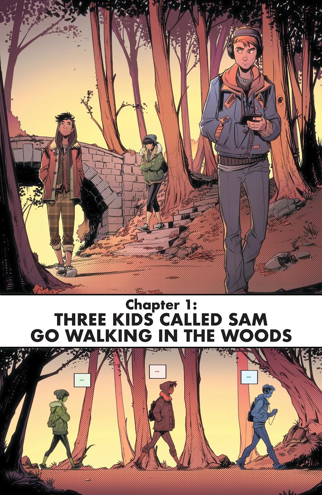 Read online Alienated comic -  Issue #1 - 8