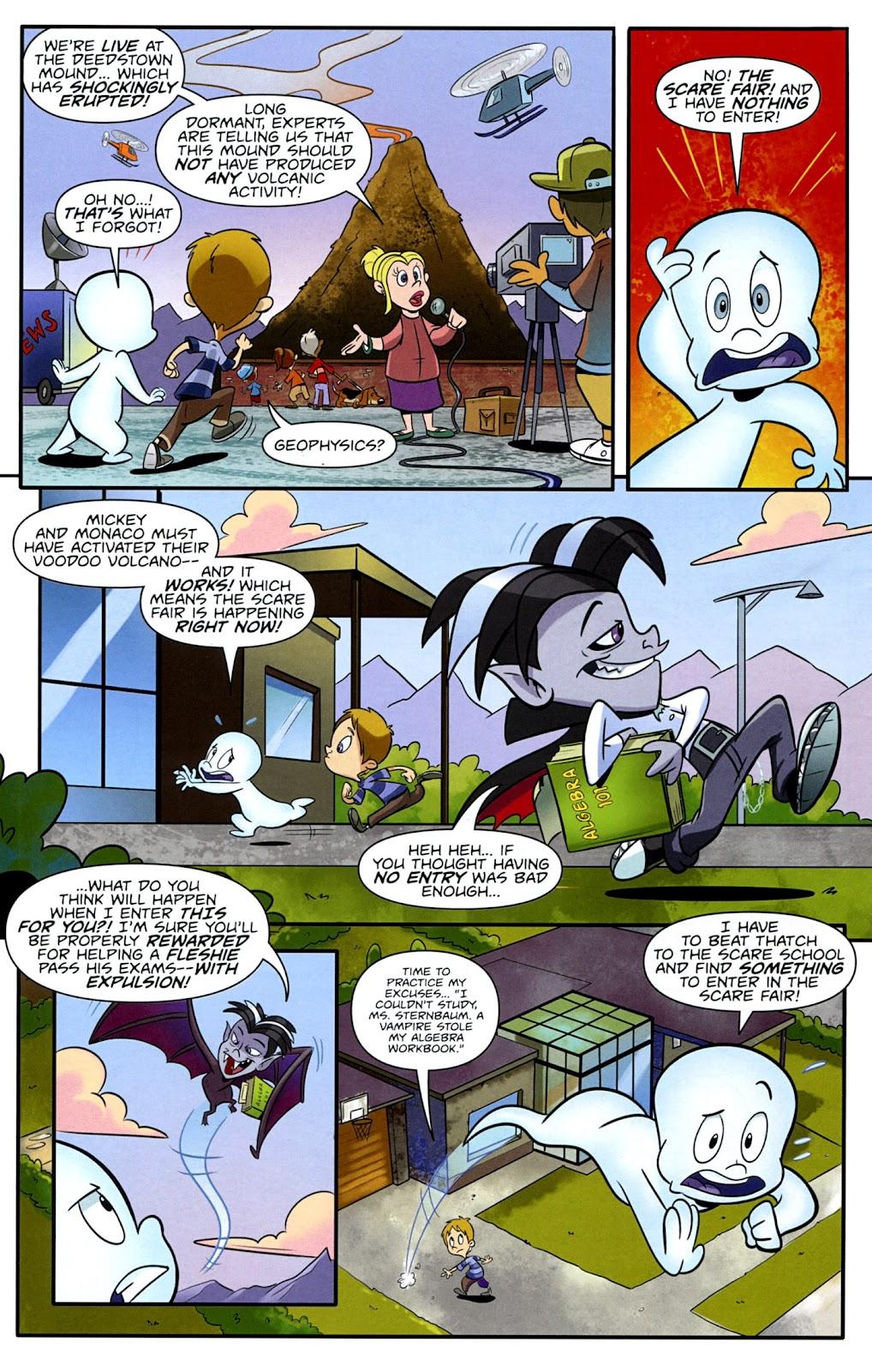 Read online Casper's Scare School comic -  Issue #2 - 10