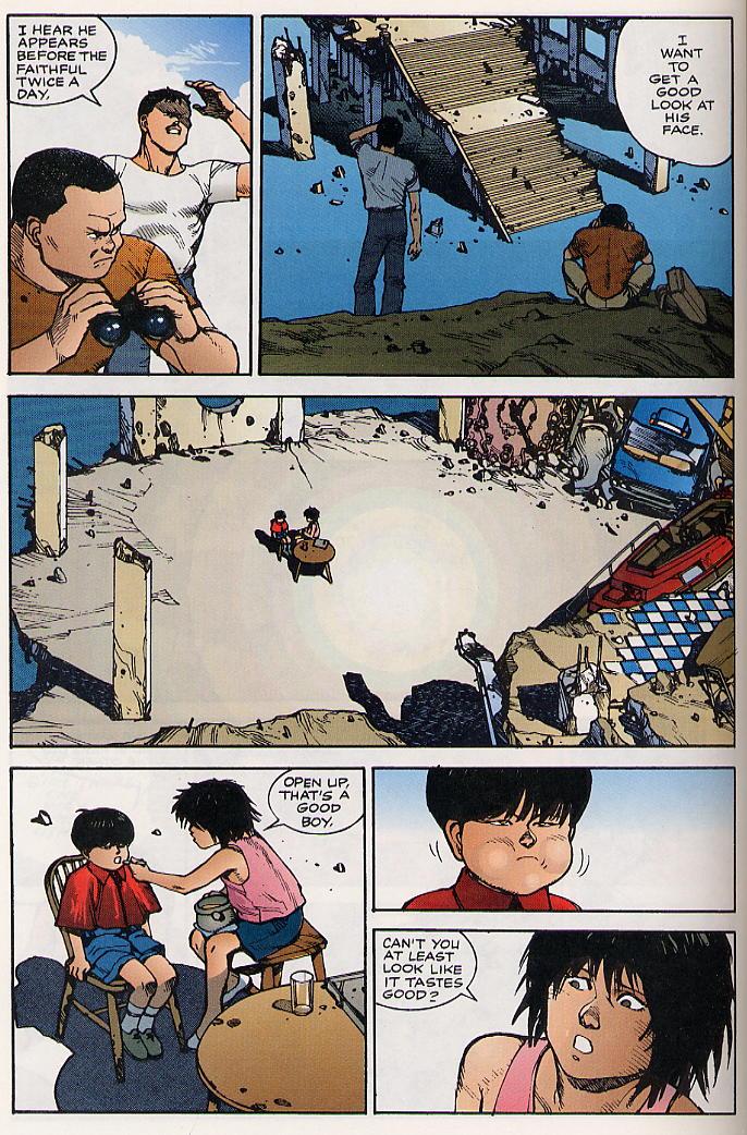 Read online Akira comic -  Issue #19 - 47