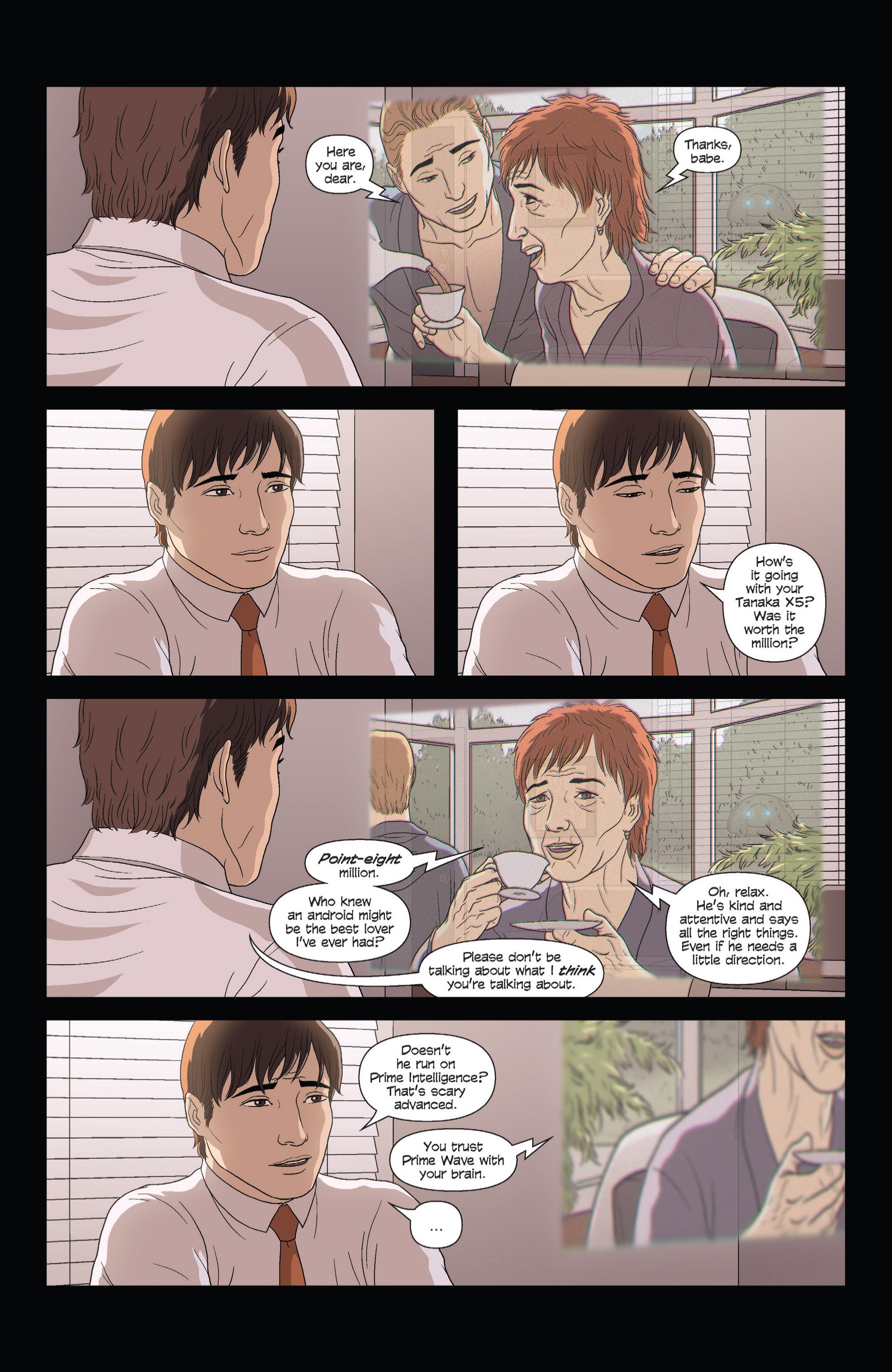 Read online Alex   Ada comic -  Issue #1 - 13