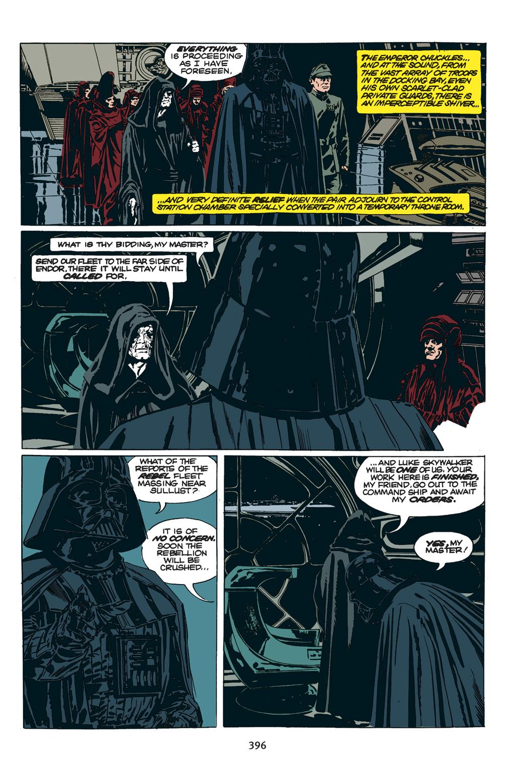 Read online Star Wars Omnibus comic -  Issue # Vol. 18.5 - 114