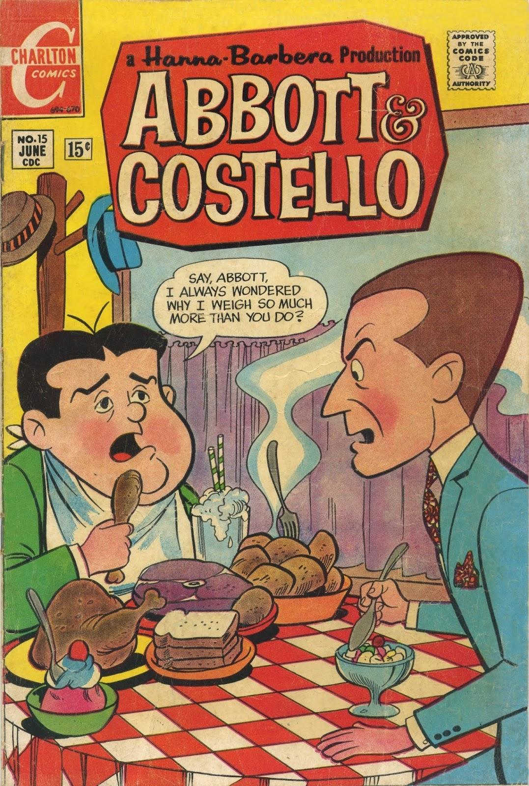 Abbott & Costello 15 Page 1