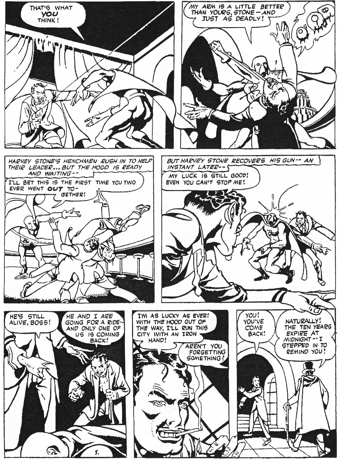Read online Men of Mystery Comics comic -  Issue #76 - 19
