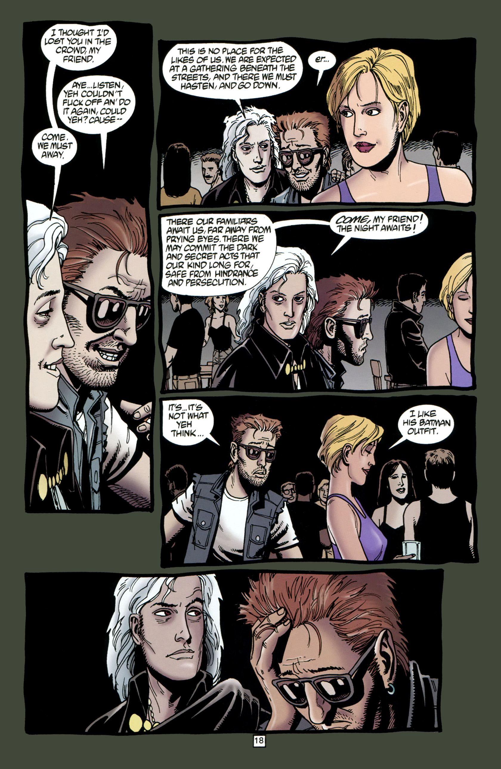 Read online Preacher Special: Cassidy : Blood and Whiskey comic -  Issue # Full - 20