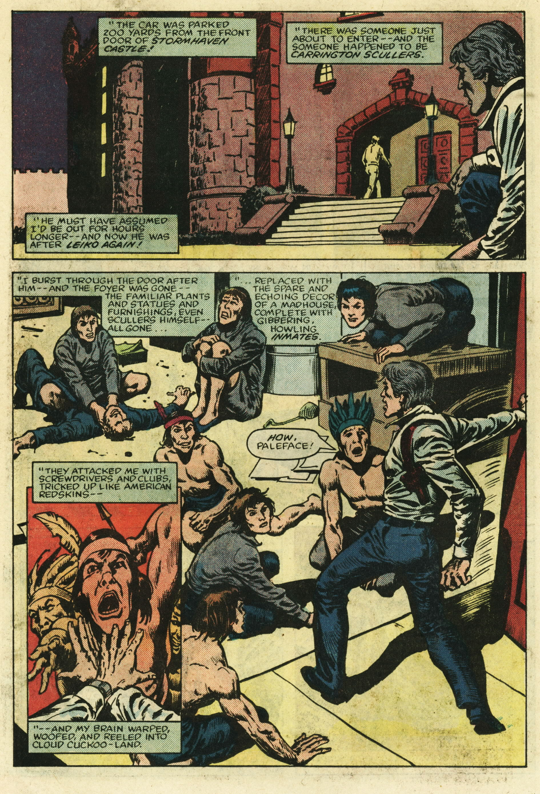 Read online Master of Kung Fu (1974) comic -  Issue #122 - 13