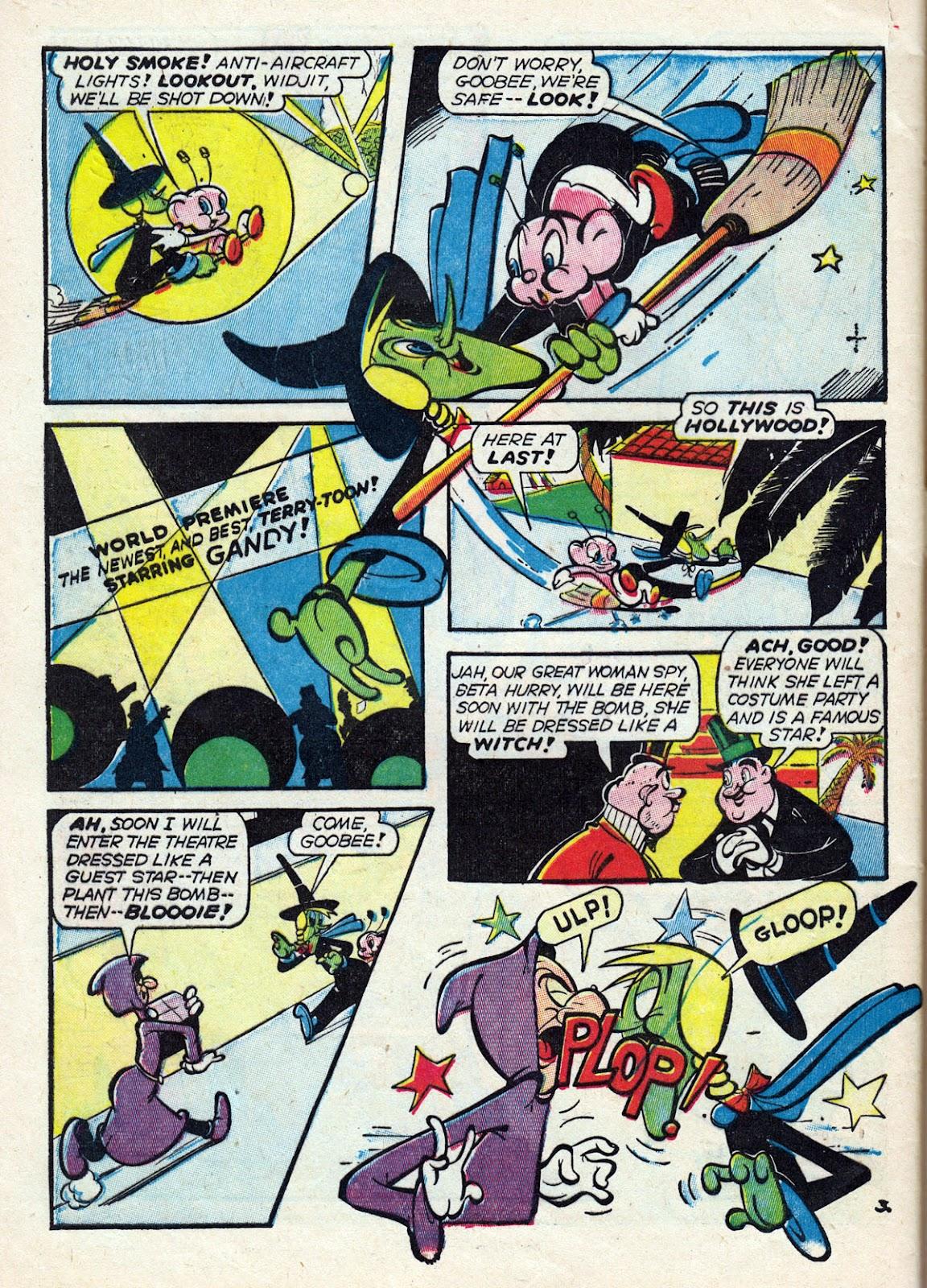 Read online Comedy Comics (1942) comic -  Issue #14 - 60