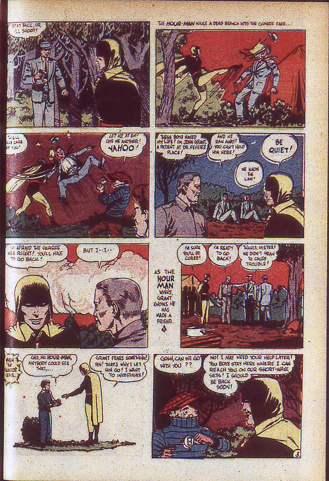 Read online Adventure Comics (1938) comic -  Issue #59 - 6