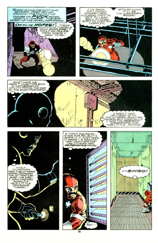 Read online Alpha Flight (1983) comic -  Issue #129 - 13