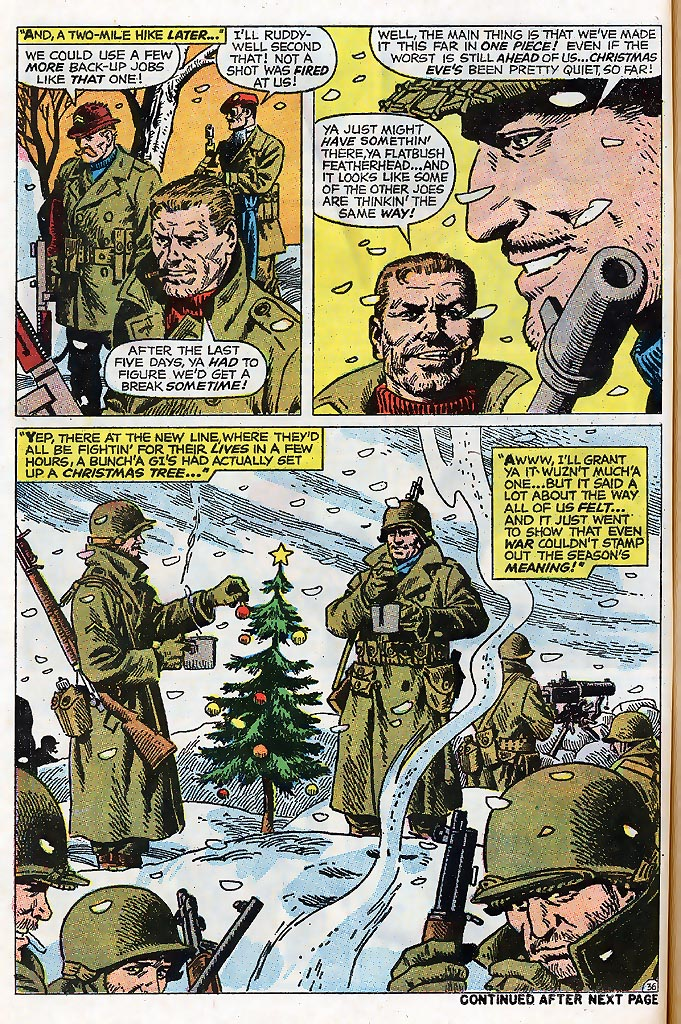 Read online Sgt. Fury comic -  Issue # _Special 4 - 44