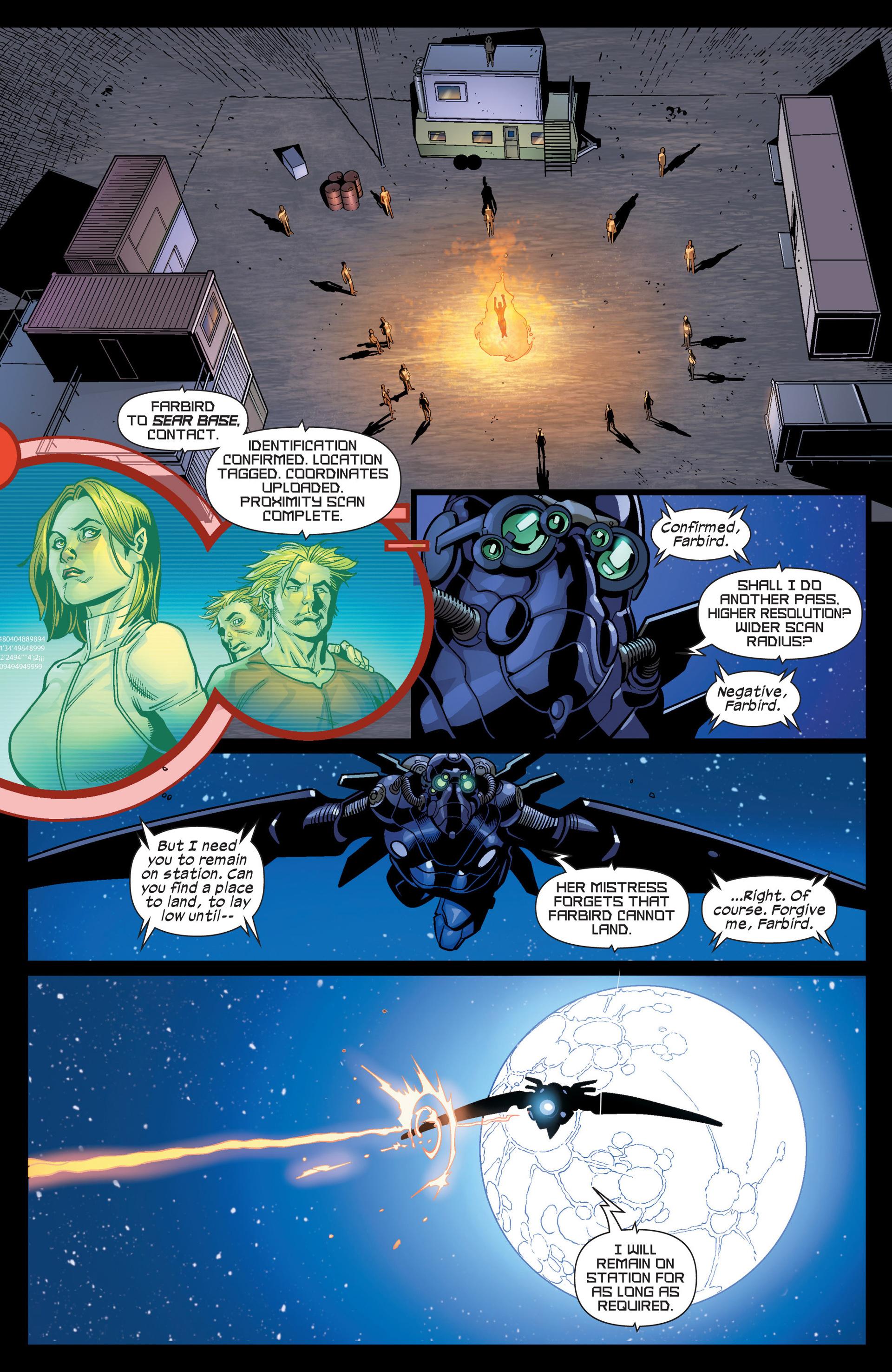 Read online Ultimate Comics X-Men comic -  Issue #19 - 21