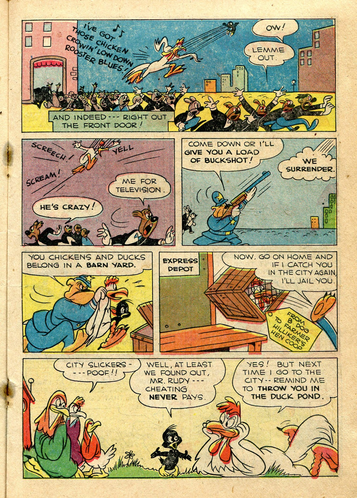 Terry-Toons Comics issue 80 - Page 15
