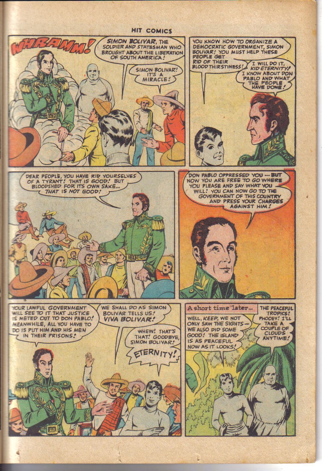 Read online Hit Comics comic -  Issue #45 - 17