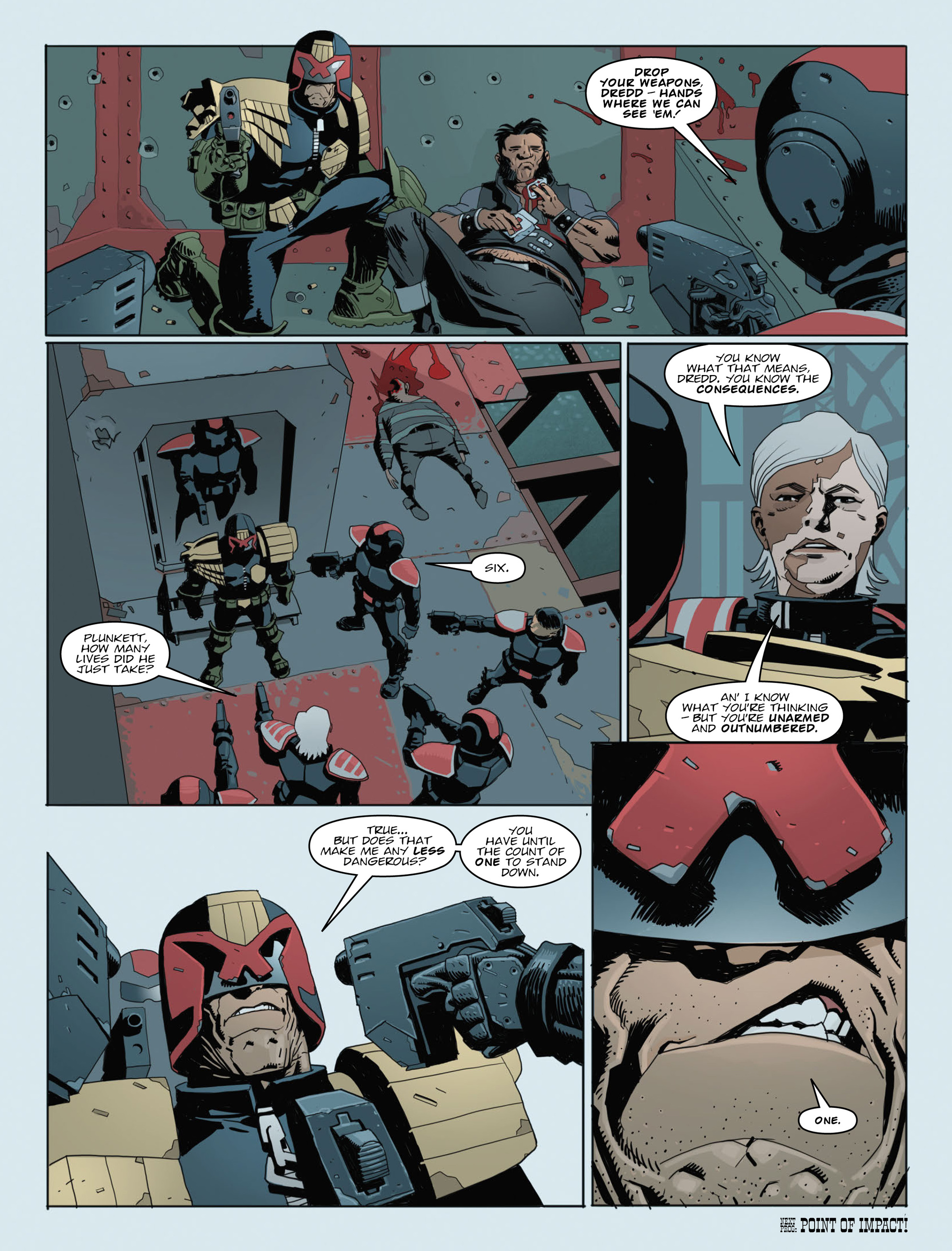 Read online 2000 AD comic -  Issue #2014 - 8
