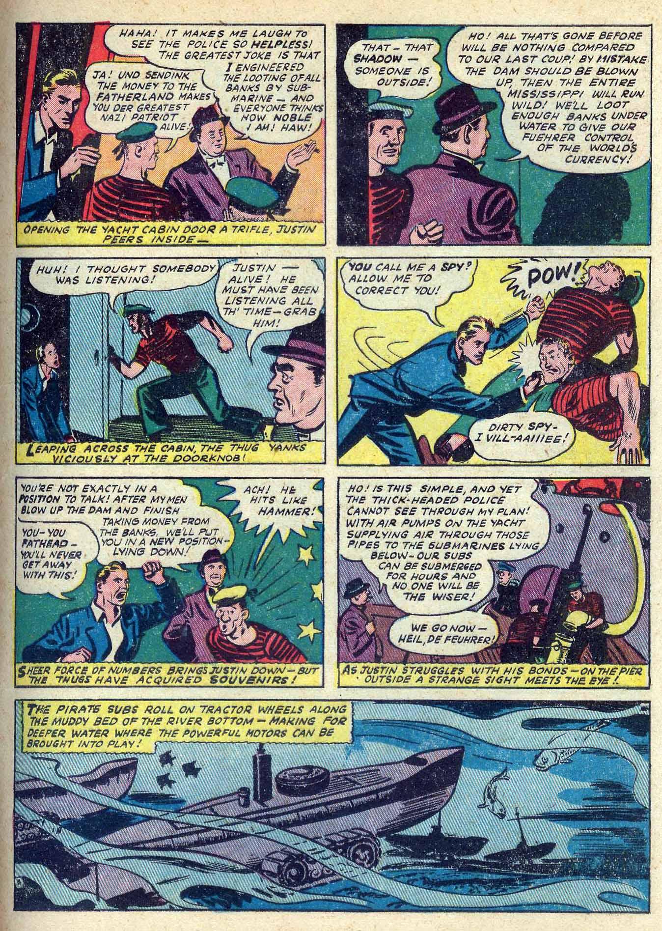 Read online Adventure Comics (1938) comic -  Issue #70 - 25