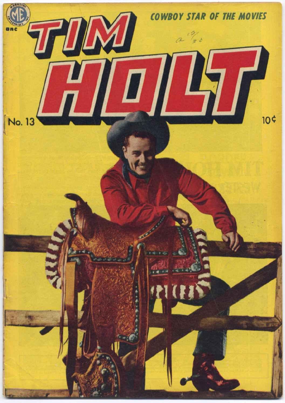 Tim Holt 13 Page 1