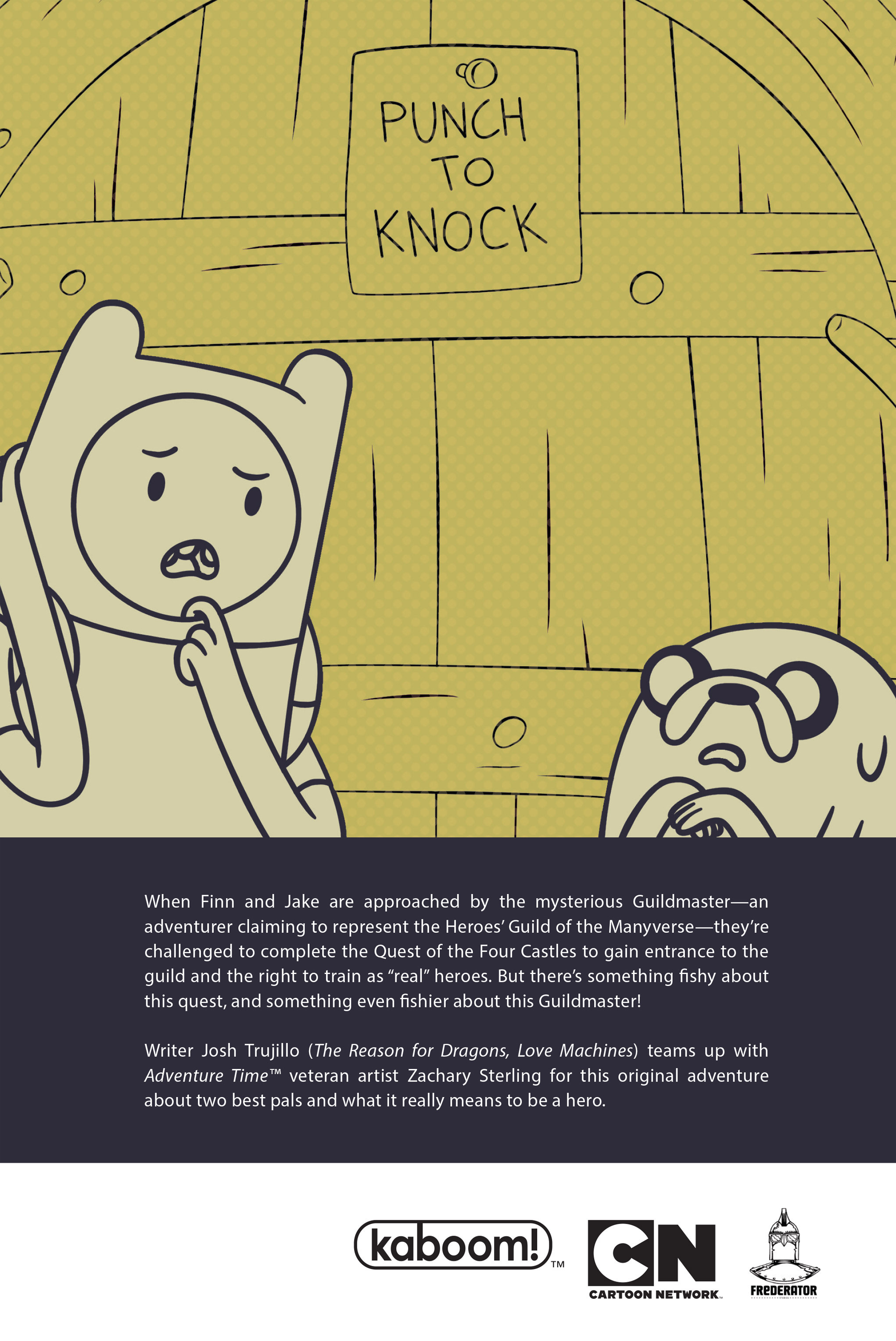 Read online Adventure Time comic -  Issue #Adventure Time _TPB 7 - 145