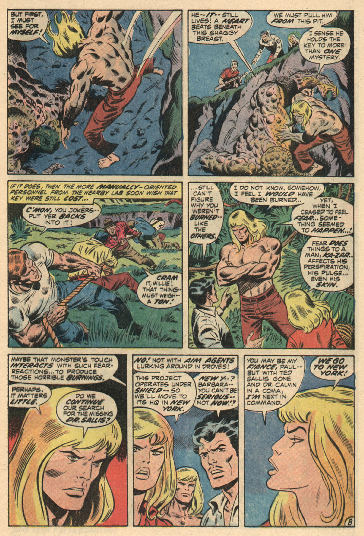 Read online Astonishing Tales (1970) comic -  Issue #13 - 9