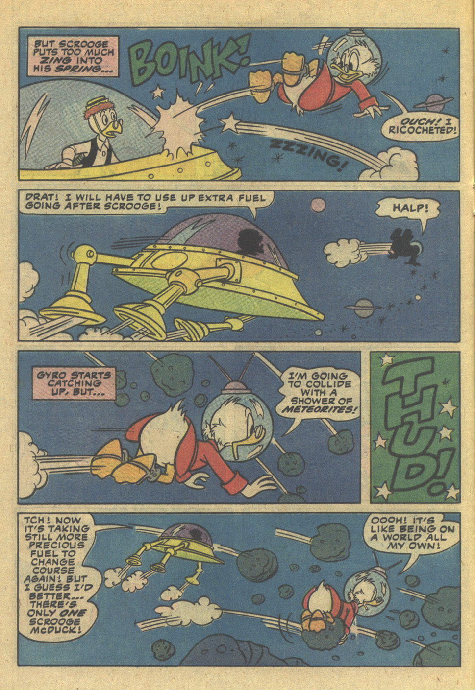 Read online Uncle Scrooge (1953) comic -  Issue #200 - 8