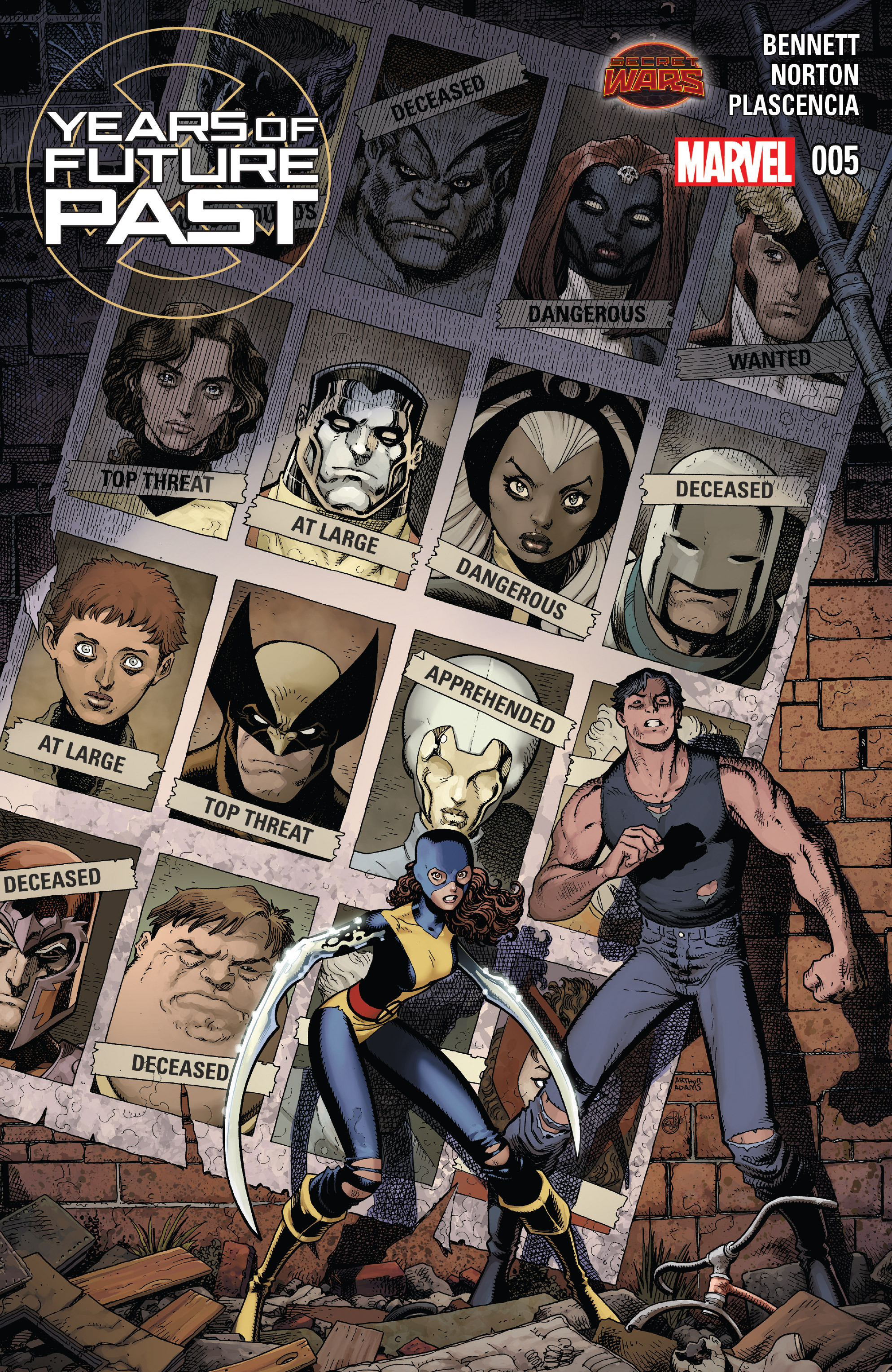 Years of Future Past | Viewcomic reading comics online for