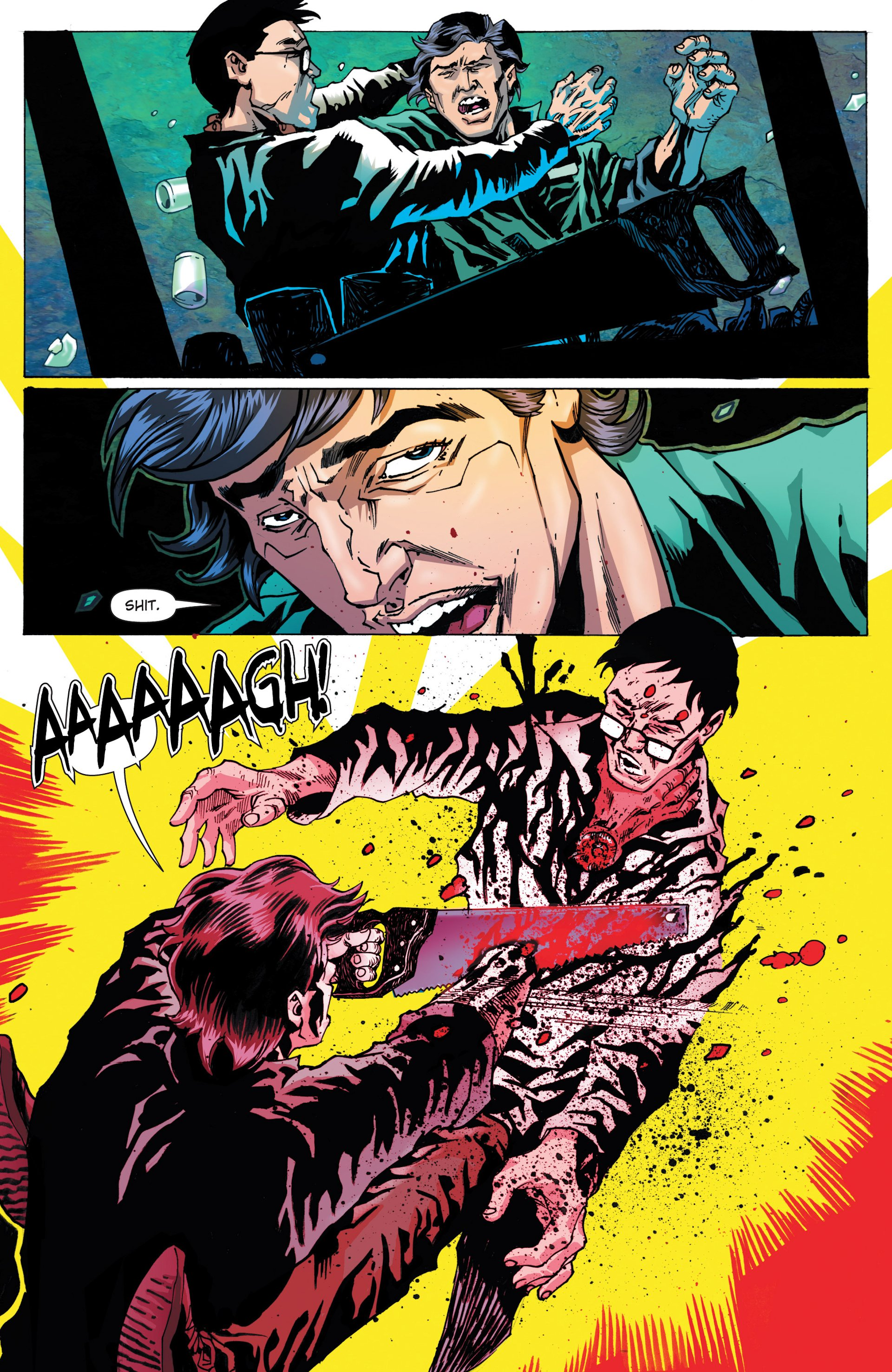 Read online Army of Darkness/Reanimator comic -  Issue #Army of Darkness/Reanimator Full - 23