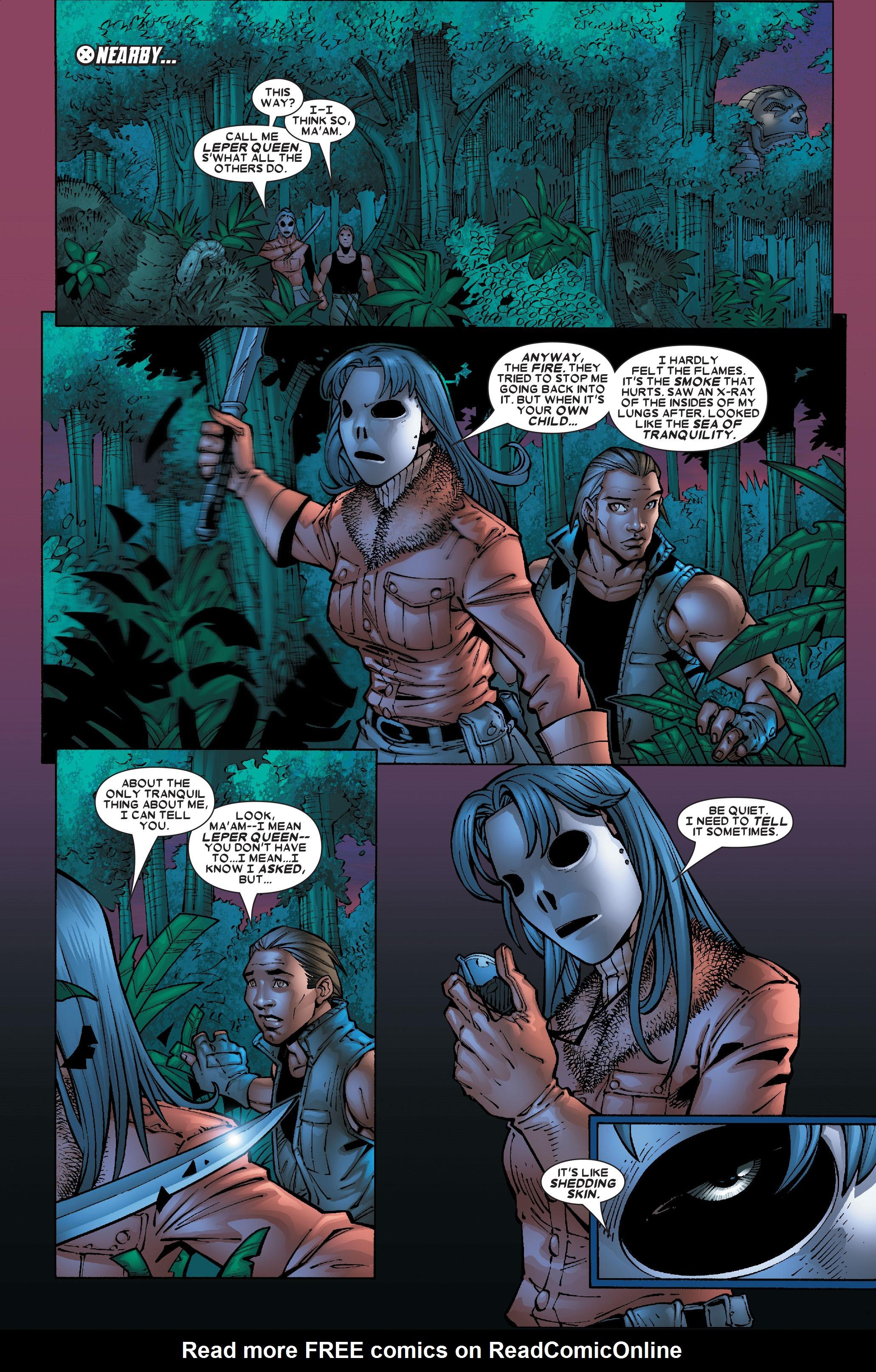 X-Men (1991) 181 Page 9