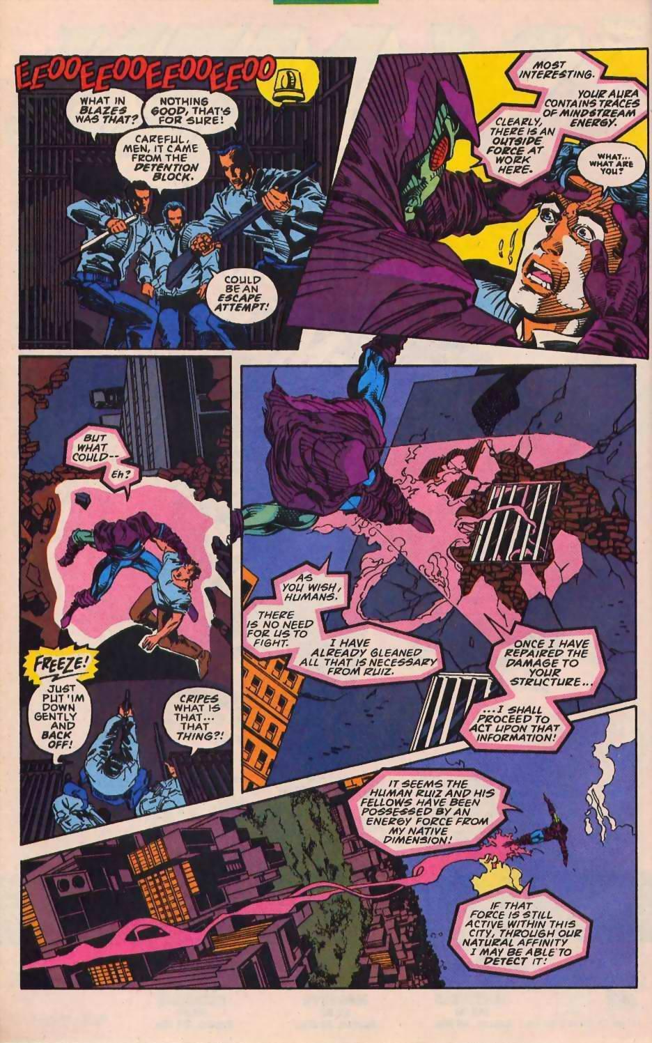 Read online Sleepwalker comic -  Issue #30 - 8