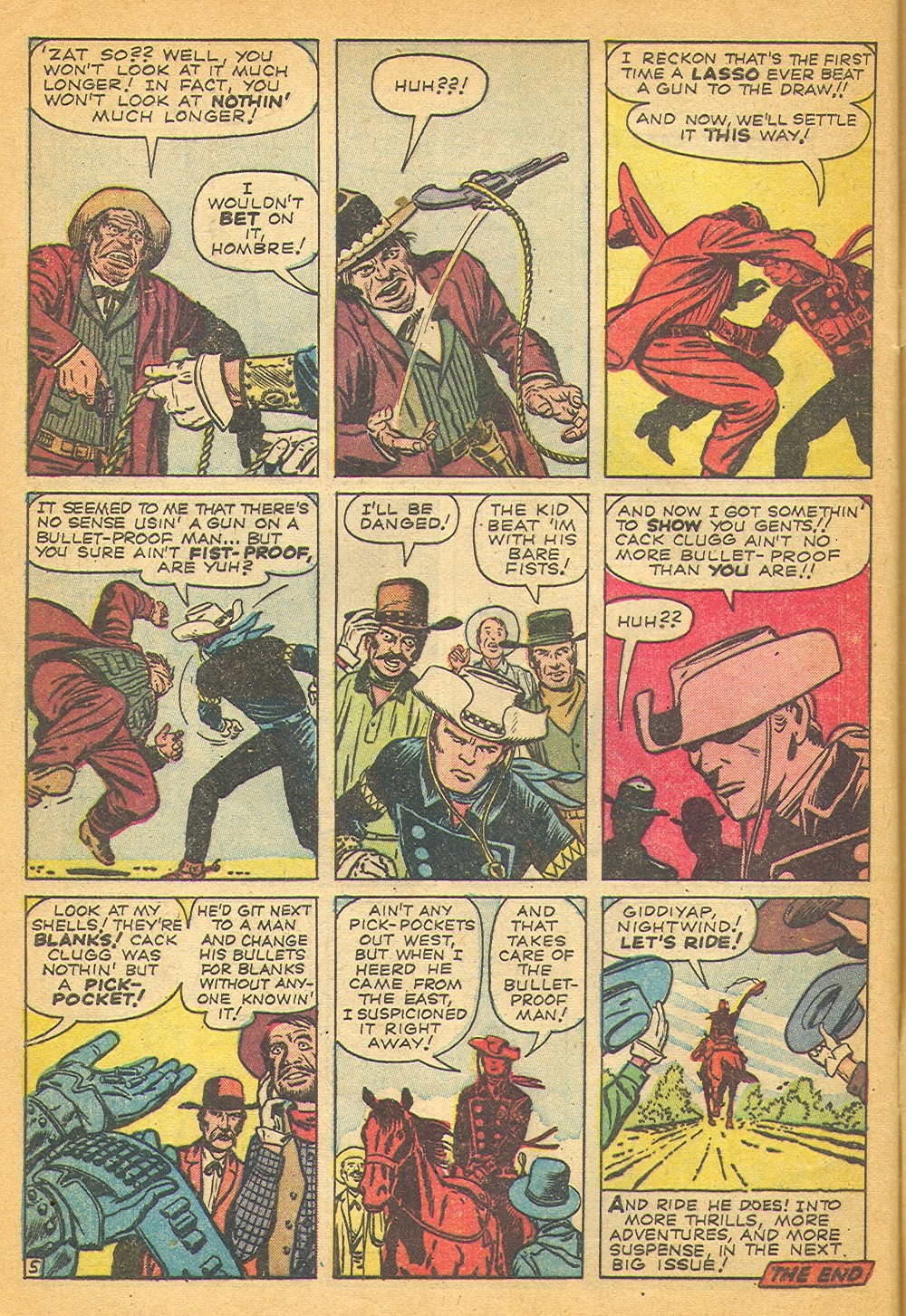 The Rawhide Kid (1955) issue 26 - Page 32