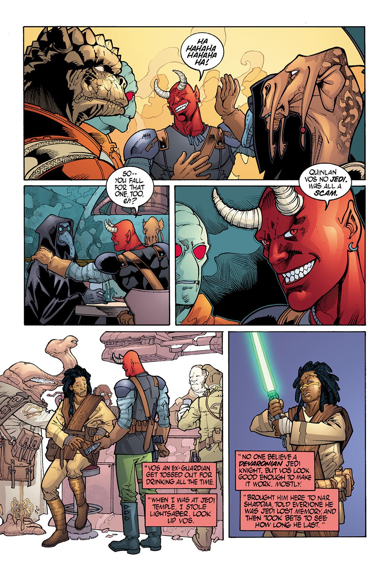 Read online Star Wars Omnibus comic -  Issue # Vol. 15.5 - 127