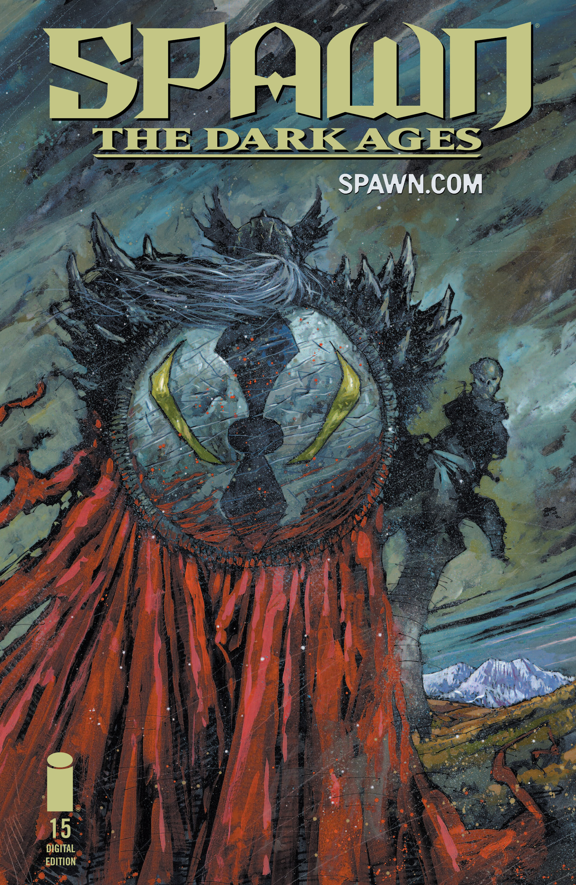 Spawn: The Dark Ages 15 Page 1