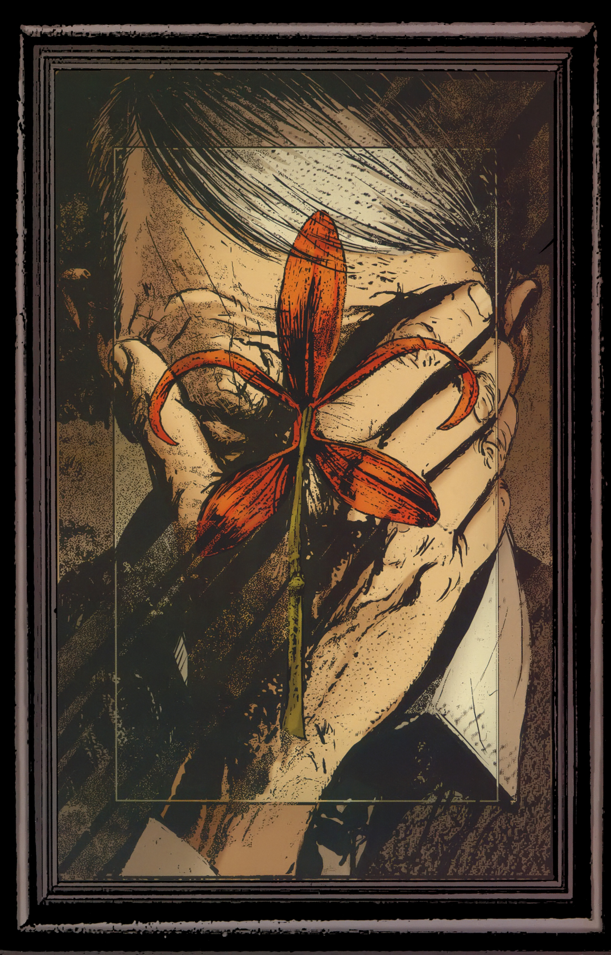 Read online The Girl With the Dragon Tattoo comic -  Issue # TPB 1 - 12