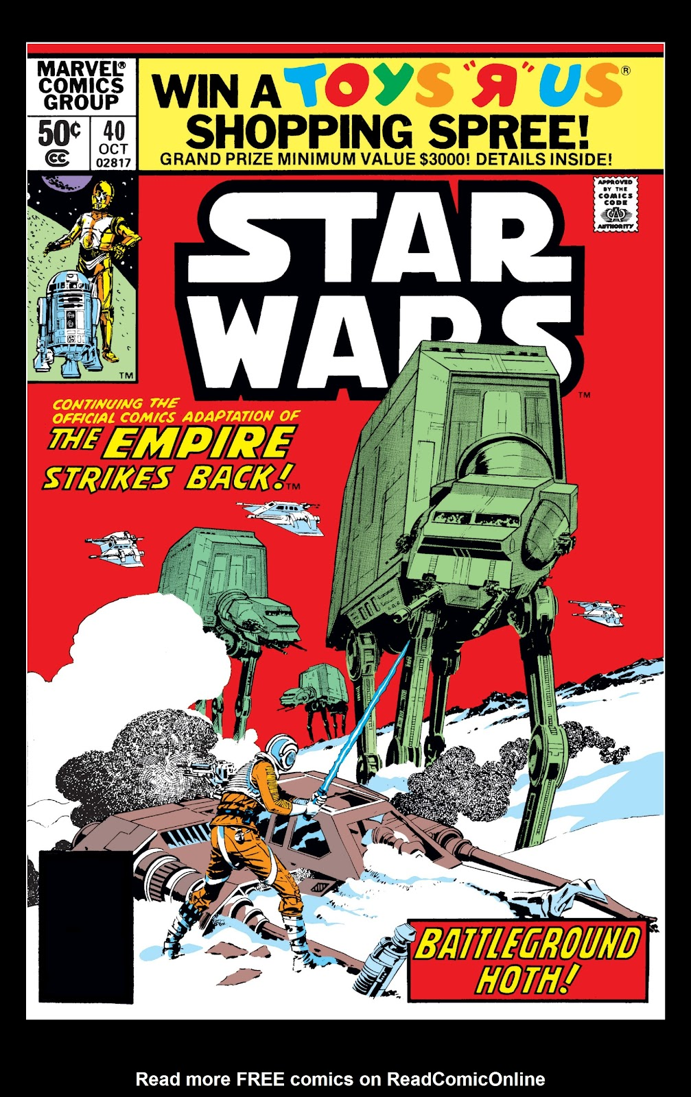 Read online Star Wars Legends: The Original Marvel Years - Epic Collection comic -  Issue # TPB 3 (Part 1) - 24