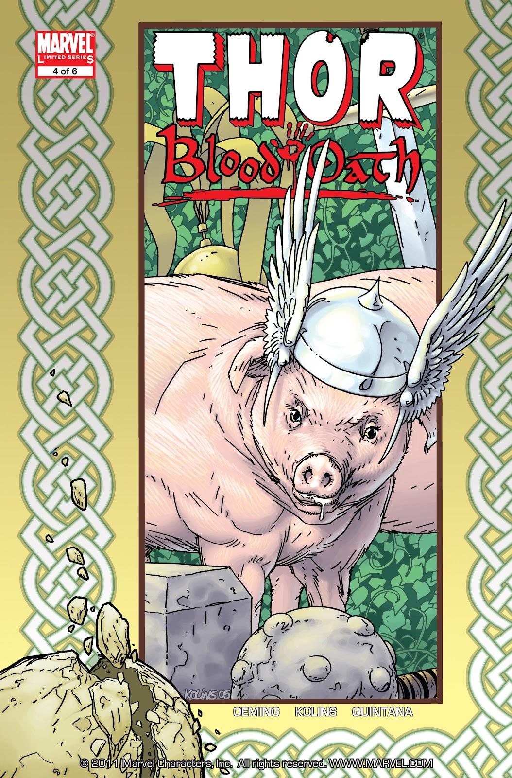 Read online Thor: Ragnaroks comic -  Issue # TPB (Part 1) - 70