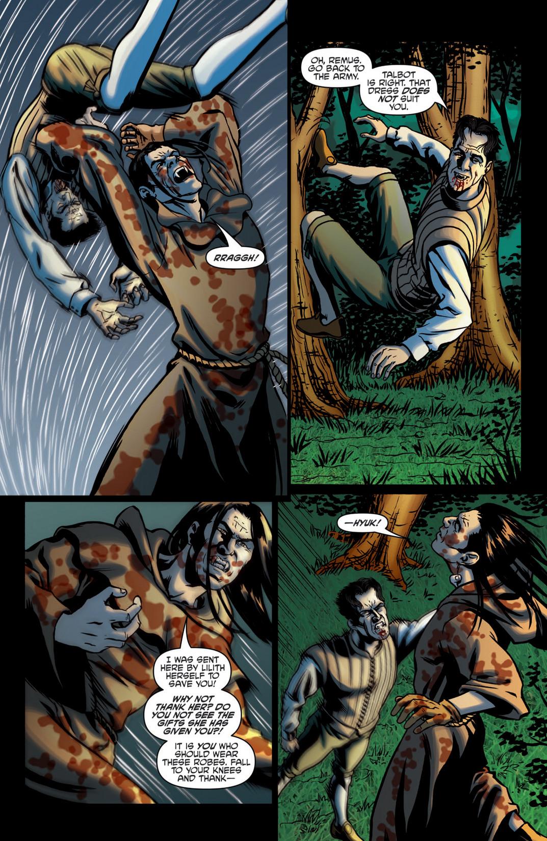 Read online True Blood (2012) comic -  Issue #5 - 19