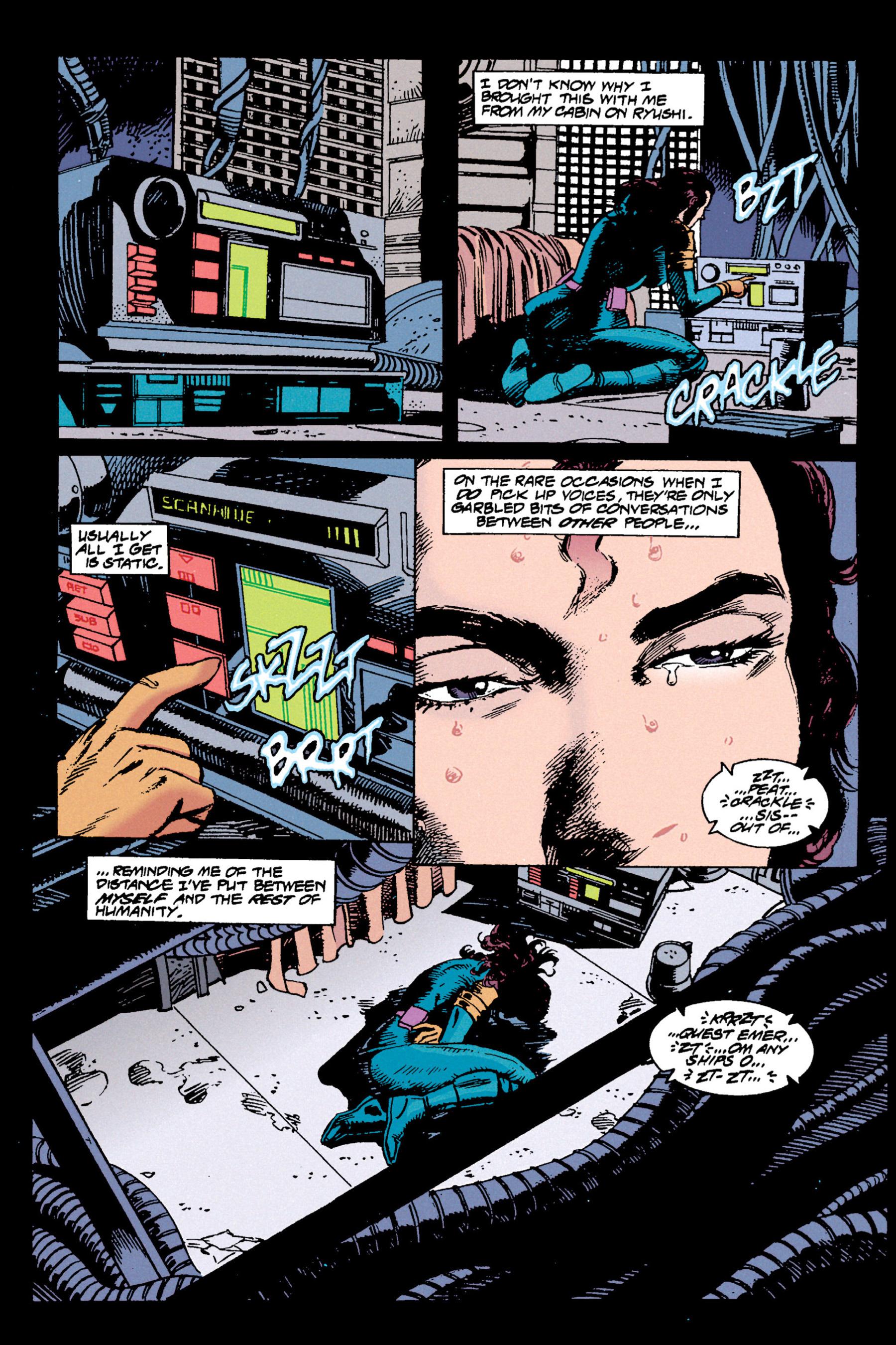 Read online Aliens vs. Predator Omnibus comic -  Issue # _TPB 1 Part 3 - 47