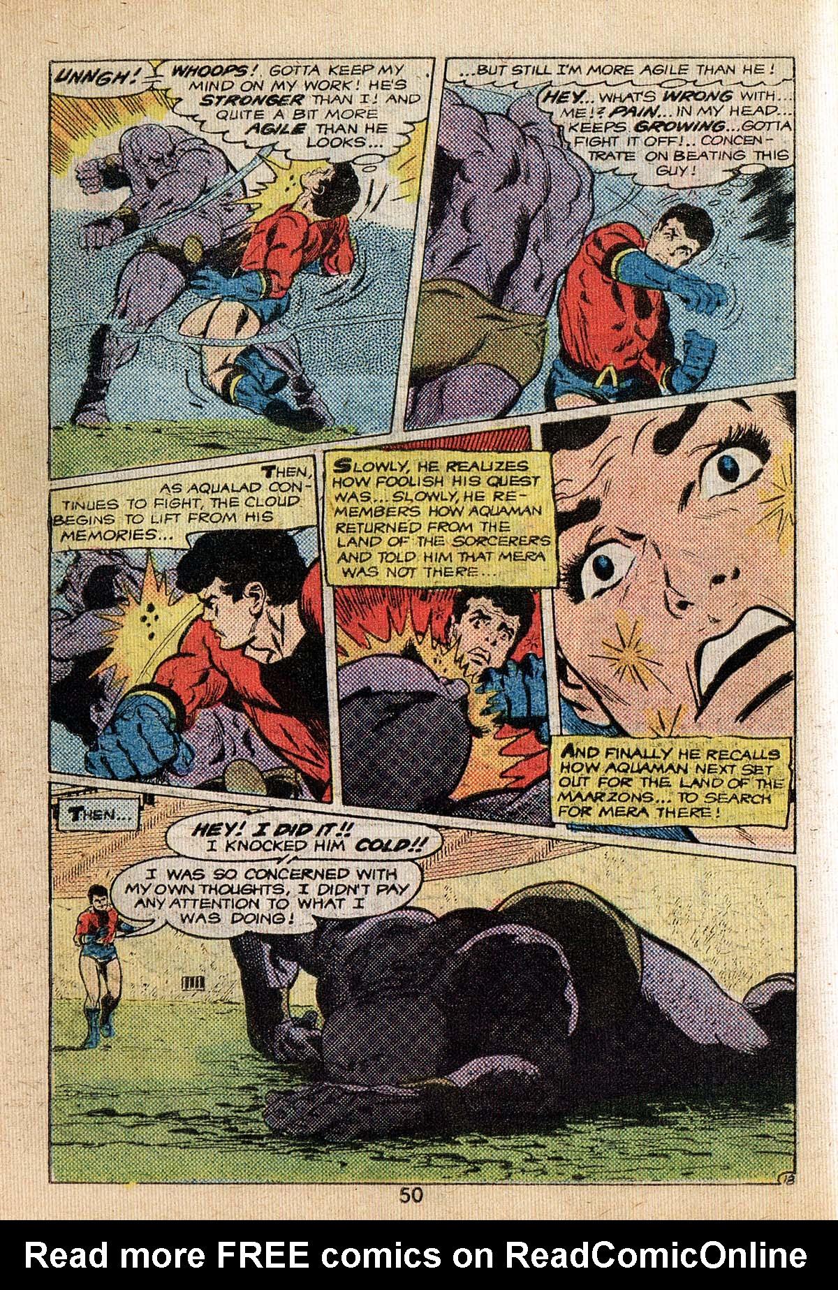 Read online Adventure Comics (1938) comic -  Issue #494 - 50