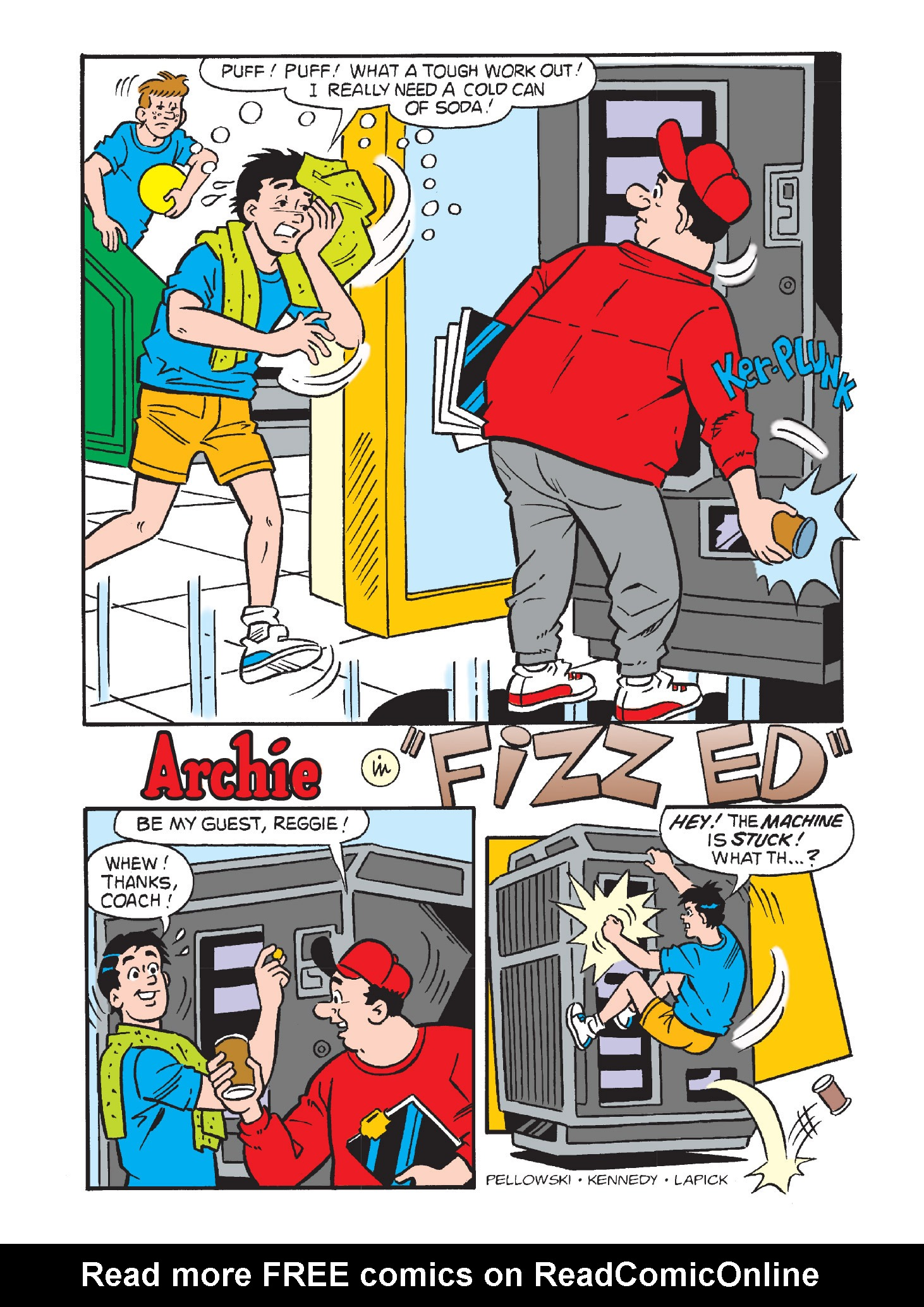 Read online Archie's Funhouse Double Digest comic -  Issue #3 - 29