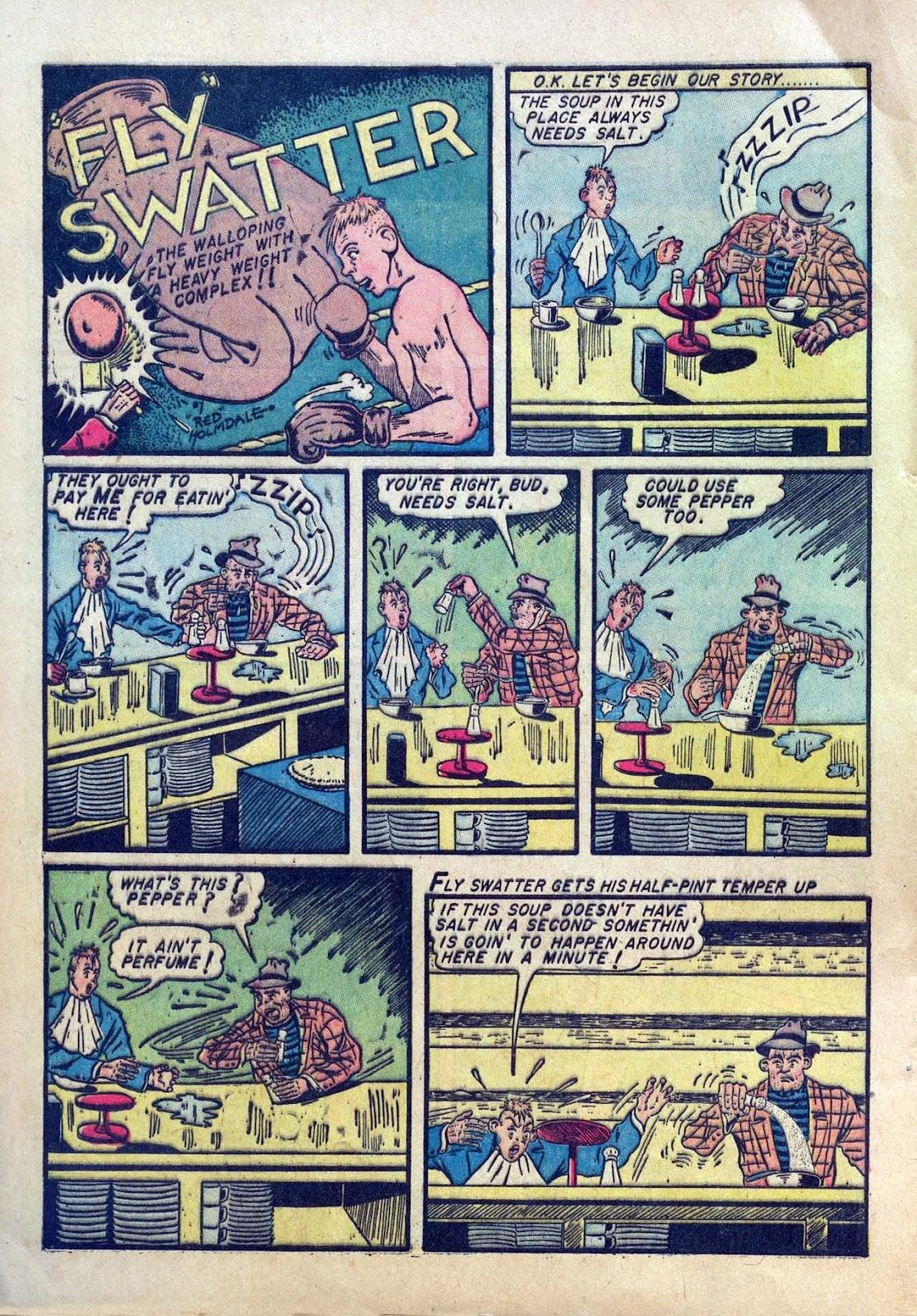 Read online Joker Comics comic -  Issue #1 - 54