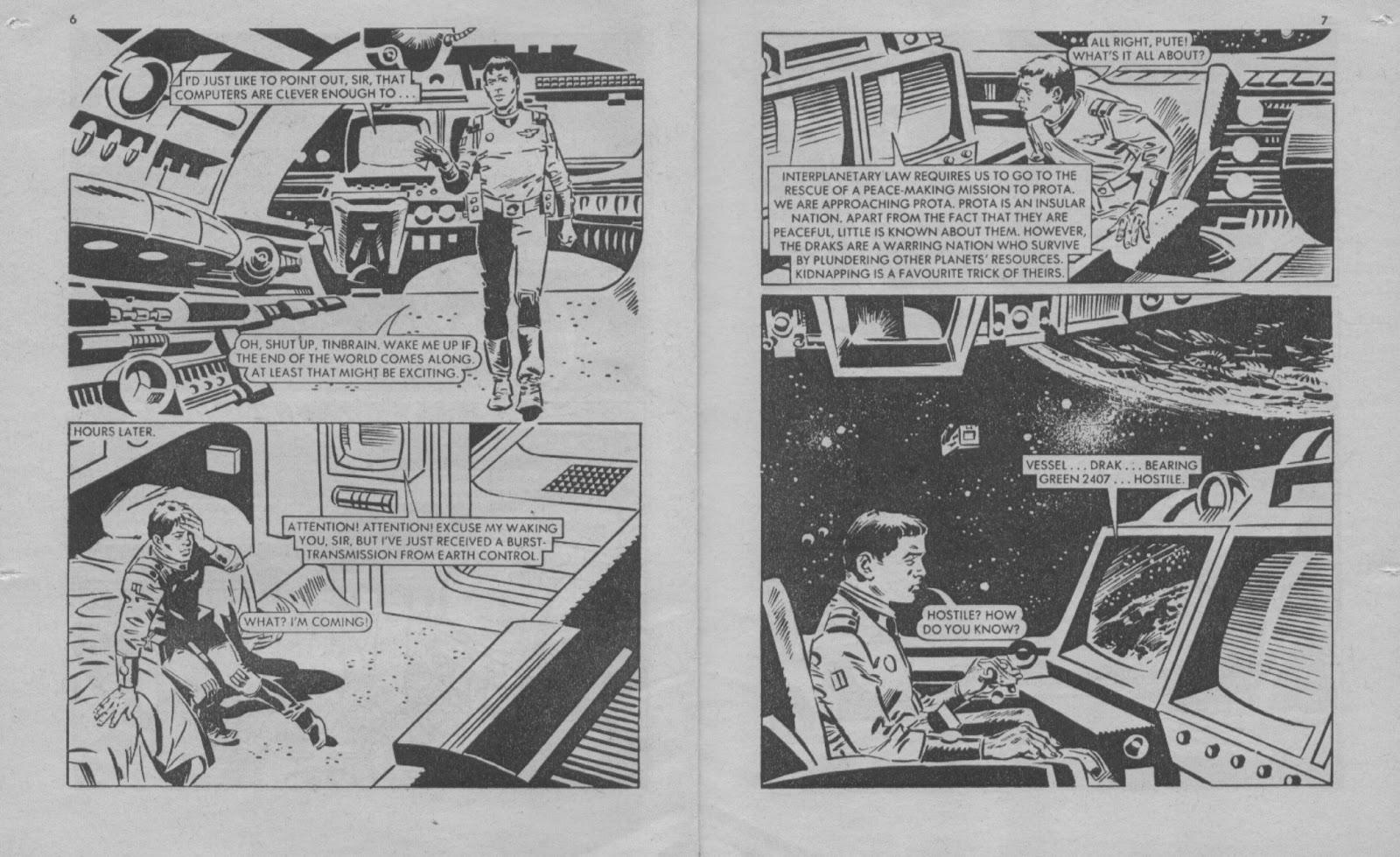 Starblazer issue 11 - Page 4