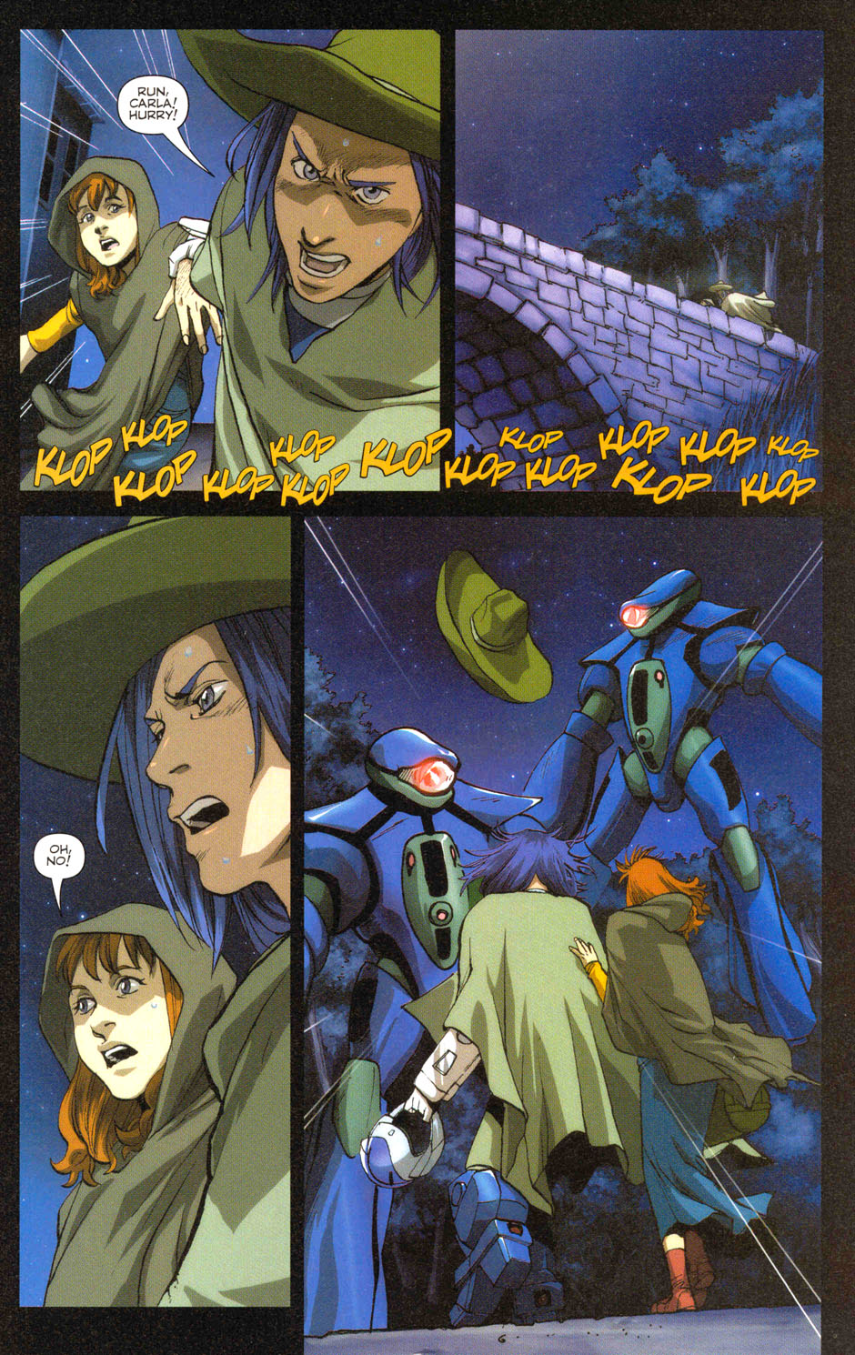 Read online Robotech: Invasion comic -  Issue #3 - 8