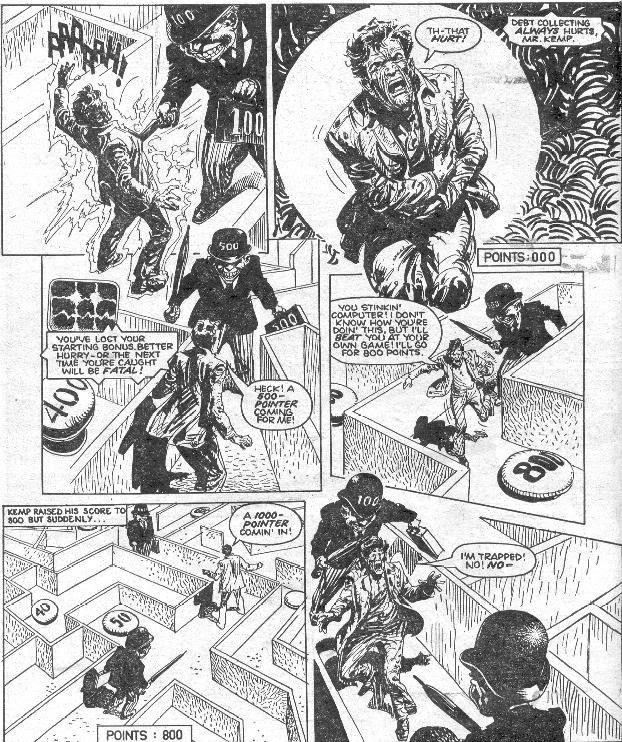 Read online The Thirteenth Floor (2007) comic -  Issue # Full - 7