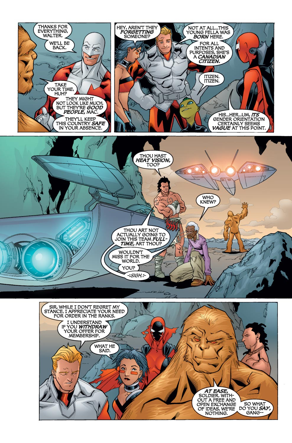 Alpha Flight (2004) issue 6 - Page 19