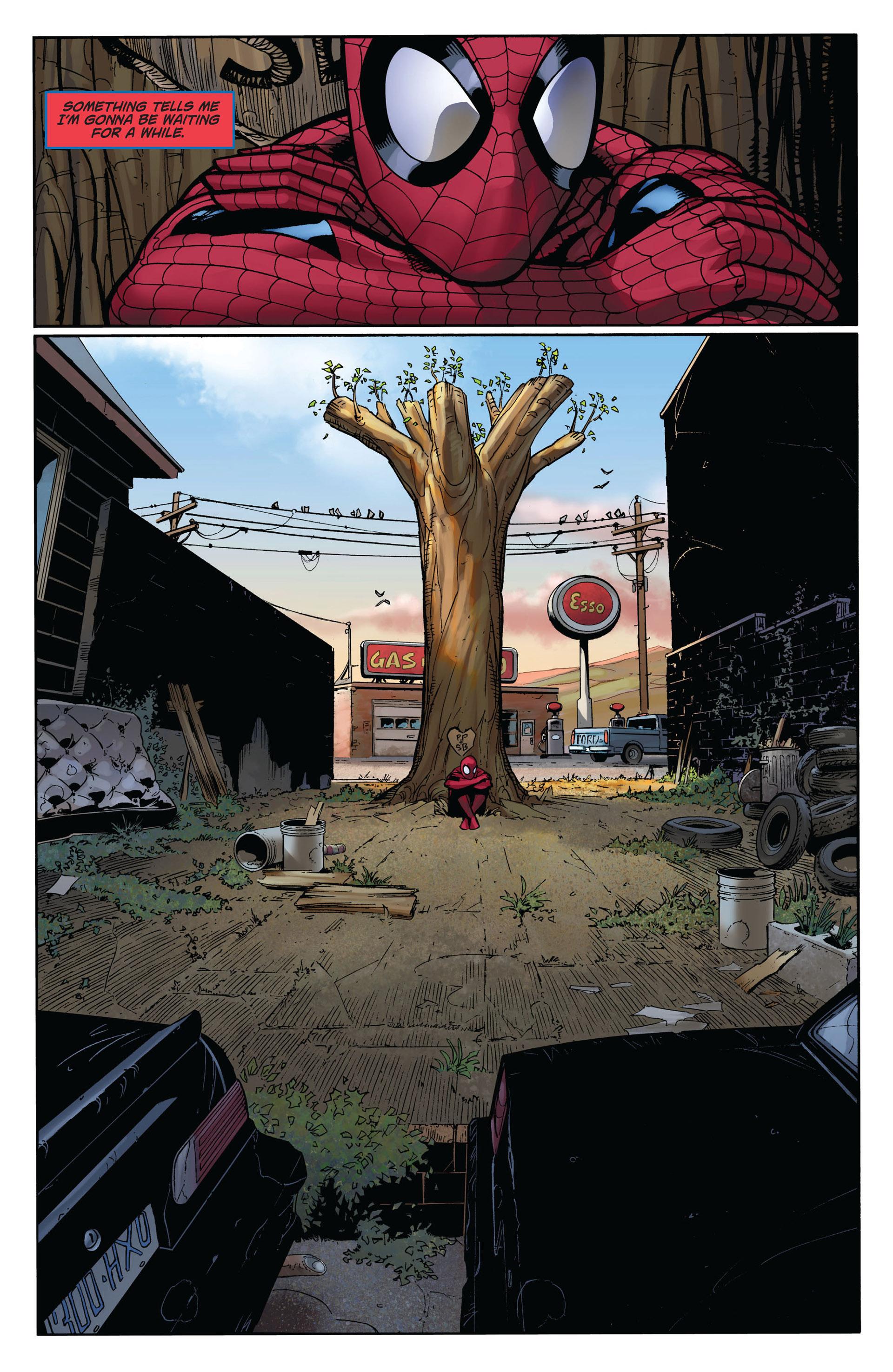 Read online Astonishing Spider-Man & Wolverine comic -  Issue #6 - 22