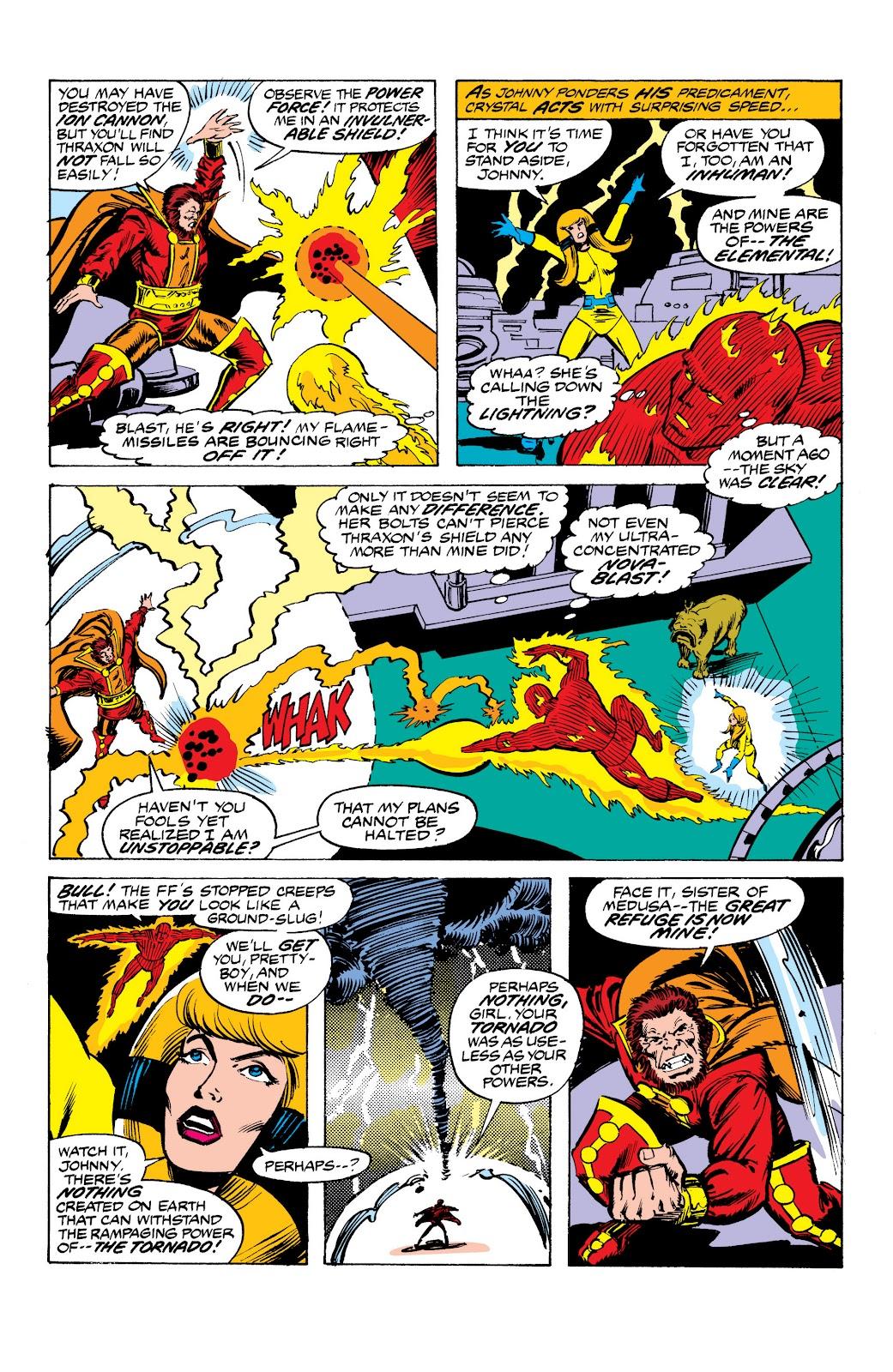 Read online Marvel Masterworks: The Inhumans comic -  Issue # TPB 2 (Part 3) - 51