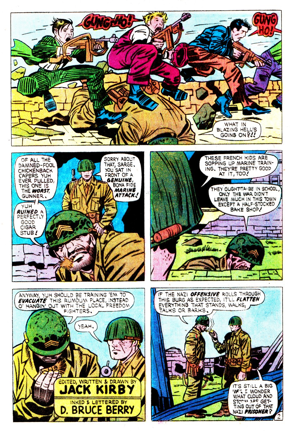 Our Fighting Forces (1954) issue 162 - Page 4