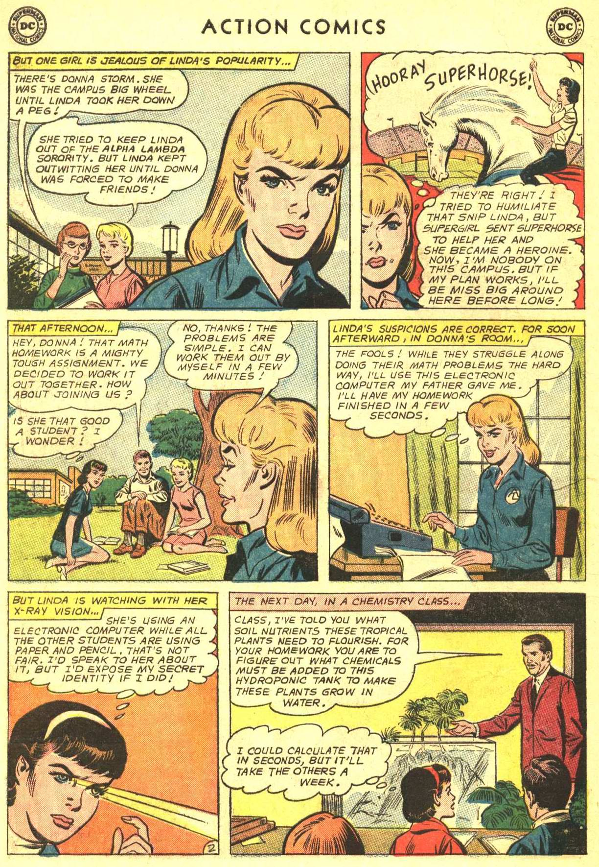 Read online Action Comics (1938) comic -  Issue #319 - 22