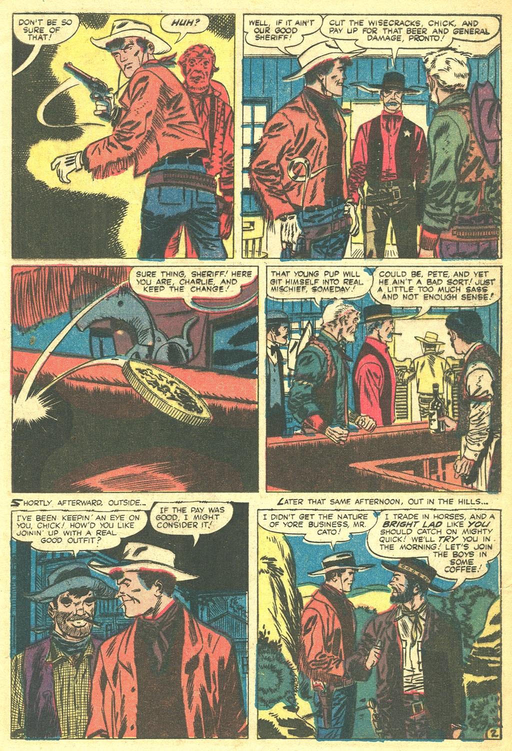 Gunsmoke Western issue 41 - Page 29