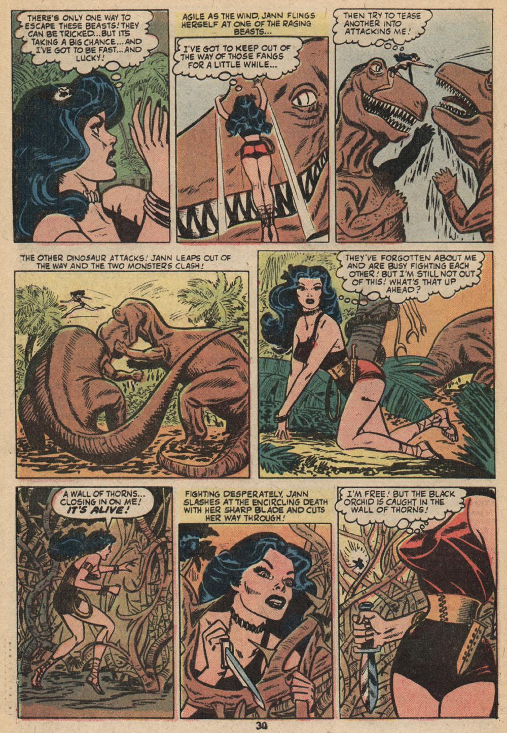 Read online Astonishing Tales (1970) comic -  Issue #14 - 21