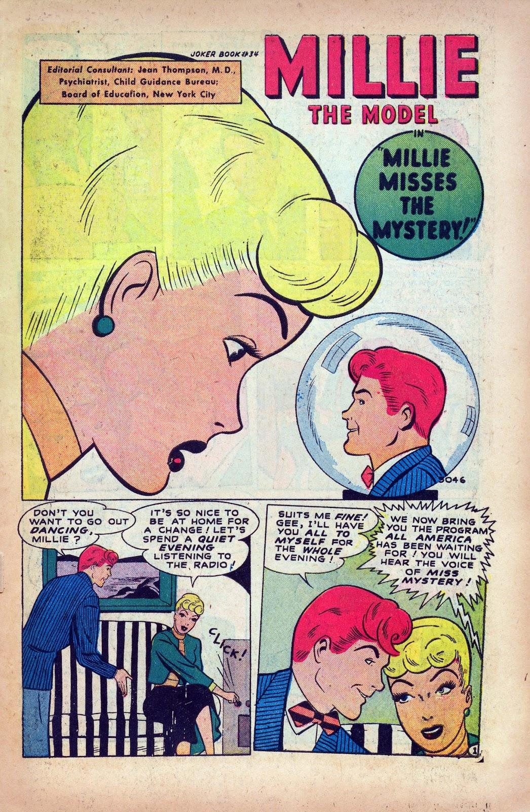 Read online Joker Comics comic -  Issue #34 - 3