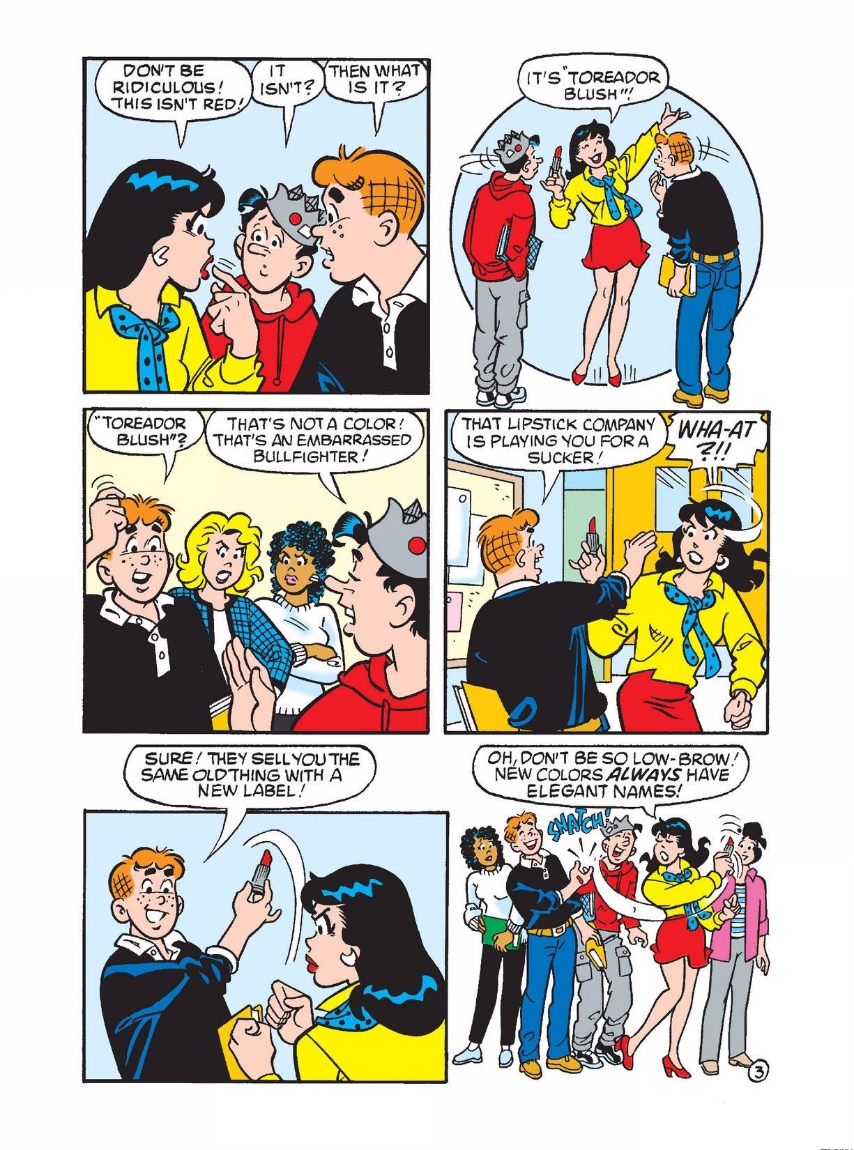 Read online Archie 1000 Page Comics Bonanza comic -  Issue #3 (Part 1) - 100